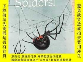 二手書博民逛書店Mighty罕見SpidersY283241 出版1996