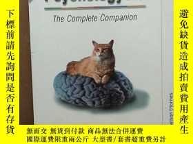 二手書博民逛書店Psychology罕見For As - The Complete Companion Aqa A Speci