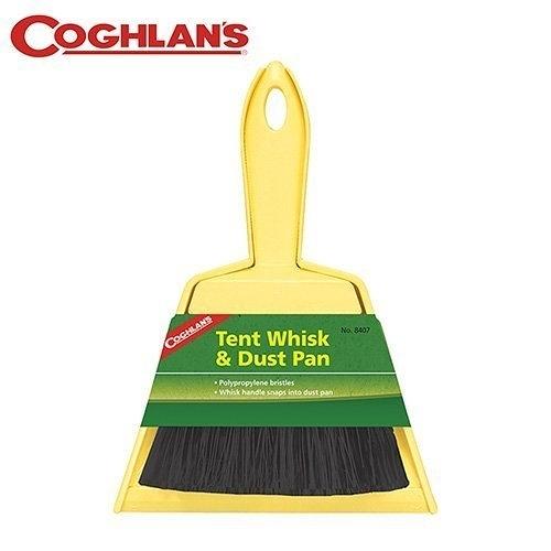 丹大戶外【Coghlans】加拿大 COGHLANS TENT WHISK 帳篷清潔組 8407