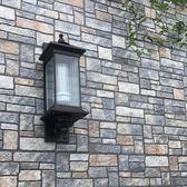 戶外壁燈室外防水庭院大門燈花園圍牆中式別墅露台LED燈陽台壁燈  享購  igo