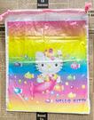 【震撼精品百貨】Hello Kitty 凱蒂貓~HELLO KITTY日本SANRIO三麗鷗KITTY縮口袋/購物袋-美人魚*43790