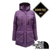 【THE NORTH FACE 美國】 女 單件式Gore-Tex雪衣外套 (深紫色) NF0A367M 防潑水 防風 保暖 露營