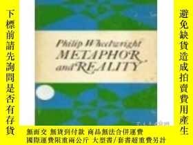 二手書博民逛書店Metaphor罕見And Reality.Y256260 Philip Ellis Wheelwright