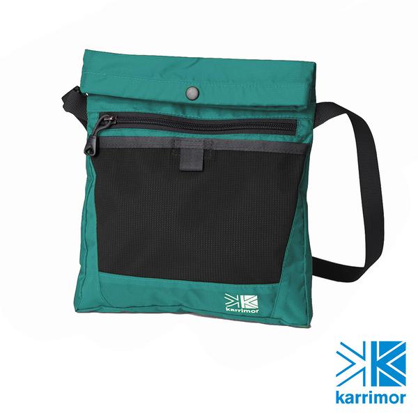 日系[ Karrimor ] trek carry sacoche 多功能輕旅收納袋 冰藍