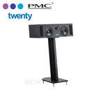 【勝豐群竹北音響】PMC Twenty.C 中置喇叭(黑梣木) 出色的聲音,水晶般清澈的對話(不含專用腳架)