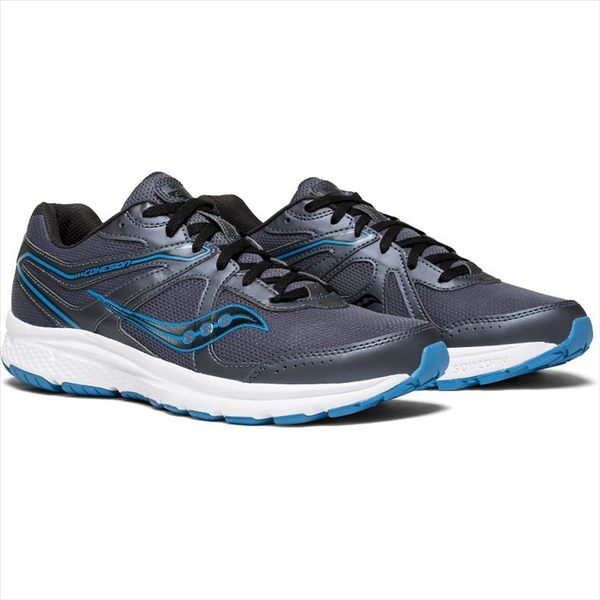 樂買網 Saucony 18SS 入門款 緩衝型 男慢跑鞋 COHESION 11系列 S20420-2 贈MIT運動襪