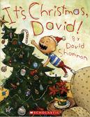 【麥克書店】IT'S CHRISTMAS, DAVID!  /英文繪本