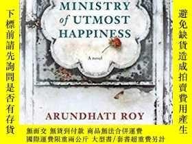 二手書博民逛書店The罕見Ministry Of Utmost Happiness-極樂部Y436638 Arundhati