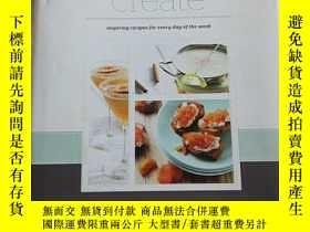 二手書博民逛書店罕見Create……應該是挪威的餐點Y37082 出版2012
