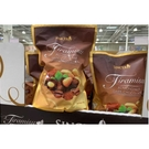 促銷到4月16日 C126547 SINCERO ALMODN DARK CHOCO.提拉米蘇杏仁黑巧克力 660公克