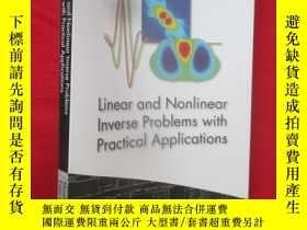 二手書博民逛書店罕見ar and Nonlinear Inverse Probl