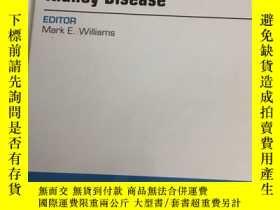二手書博民逛書店Diabetic罕見Chronic Kidney Disease