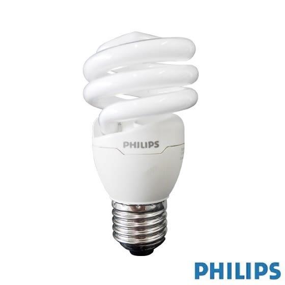 【飛利浦PHILIPS】Tornado 13W 超亮螺旋省電燈泡(2入)