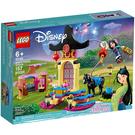 樂高積木 LEGO《 LT43182 》迪士尼公主系列 - 花木蘭的訓練場 / JOYBUS玩具百貨