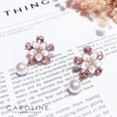 《Caroline》★韓國熱賣造型時尚 優雅性感 耳環70860