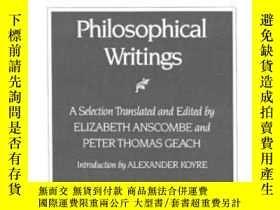 二手書博民逛書店Philosophical罕見WritingsY364682 Descartes Pearson 出版197