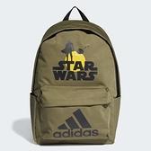 Adidas Starwars BP 後背包 星際大戰 軍綠款 H34836 【KAORACER】