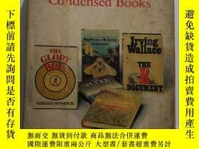 二手書博民逛書店READERS罕見DIGEST CONDENSED BOOKSY