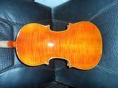 實木天然虎紋/全手工制作小提琴/考級演奏琴 星辰小鋪