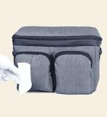 大容量嬰兒車掛包