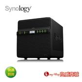 ~加碼送隨身碟~ Synology 群暉 DiskStation DS420j 4Bay NAS 網路儲存伺服器 (不含硬碟)