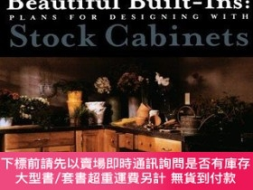 二手書博民逛書店Beautiful罕見Built-ins: Plans for Designing with Stock Cabi