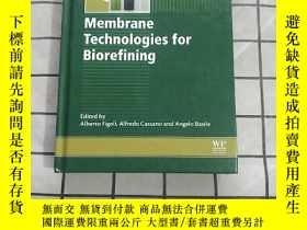 二手書博民逛書店Membrane罕見Technologies for 進口原版 Y268220 Figoli, Alberto