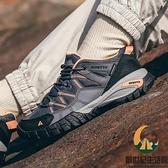 戶外登山鞋女防水防滑旅游爬山鞋男士透氣運動鞋抓地徒步女鞋【創世紀生活館】