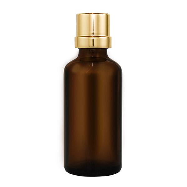 Dr.Gard 加爾博士 茶色玻璃精油空瓶 50ml【BG Shop】