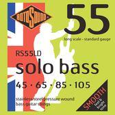 小叮噹的店 英國ROTOSOUND RS55LD (45-105) 電貝斯弦 不銹鋼 旋弦公司貨