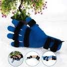 硅膠可調分指板手指矯正分指器家用中風偏癱手部康復指力訓練器材 快速出貨