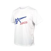 ASICS 男短袖T恤(免運 亞瑟士 慢跑 路跑 吸濕排汗≡體院≡ 2033B106-100
