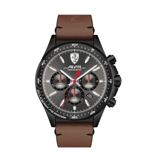FERRARI 法拉利極勁計時腕錶/45mm/0830392