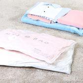 壓縮袋大中小號13件套棉被子衣物真空收納袋配抽氣泵SMY7675【極致男人】