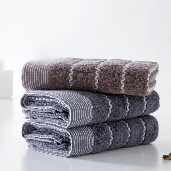 洗臉巾擦手巾柔軟加厚毛巾家用情侶手巾【雲木雜貨】