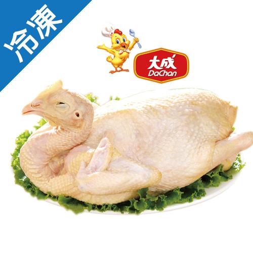鹿野土雞1.3~1.5KG/隻【愛買冷凍】