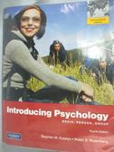 【書寶二手書T5/大學社科_QIM】Introducing Psychology: Brain, Person, Gro