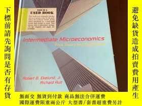 二手書博民逛書店Intermediate罕見Microeconomics Pri