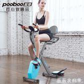 健身車 藍堡動感單車家用健身器材室內磁控健身車腳踏靜音運動健身自行車 MKS 薇薇家飾