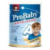 桂格ProBaby 特選藻精蛋白成長奶粉 4號 兒童奶粉 (3-10歲) 1.5kgx4罐 【下單送Kitty三輪車】