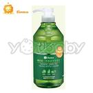 小獅王辛巴 Simba 綠活系奶瓶蔬果洗潔液800ml (奶瓶蔬果清潔劑)