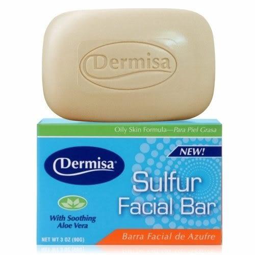【Miss.Sugar】美國 Dermisa 粉刺淨膚皂(85g)