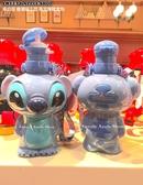 (現貨&樂園實拍) 香港迪士尼 樂園限定款 史迪奇 造型 背帶式 吸管 水壺