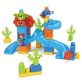 Mega Bloks美高積木躲貓貓系列 美高躲貓貓積木水底探險 玩具反斗城