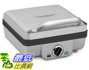 [106美國直購] 煎餅機 Best Pancake And Belgian Waffle Maker Iron This Brushed Stainless Pancake