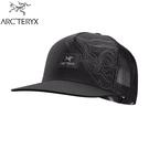 【ARC TERYX 始祖鳥 Topographical網帽《黑》】27696/棒球帽/鴨舌帽/遮陽帽/卡車帽