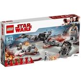 75202【LEGO 樂高積木】星際大戰 星球防衛戰 Defense of Crait