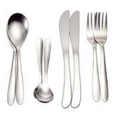 餐具8件組 SHELL MIRROR NITORI宜得利家居
