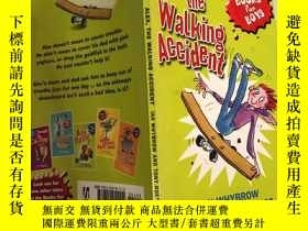 二手書博民逛書店Alex,the罕見walking accident 亞歷克斯,那次車禍Y200392