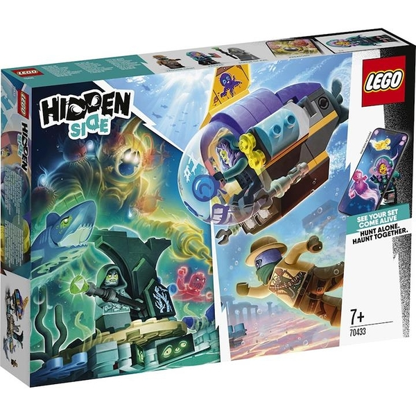 LEGO 樂高  70433 J.B. s Submarine